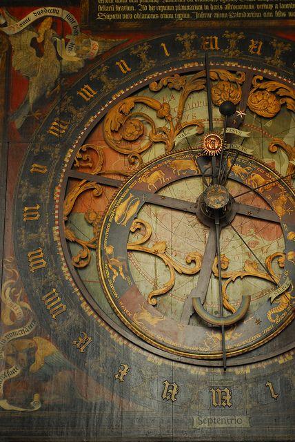 horloge ancienne pinterest