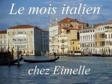 le mois italien chez Eimelle