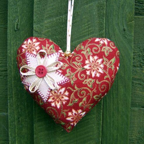 noel coeur rouge 2 christmas4u