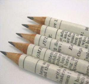 écrire crayons de bois image du hufftington post