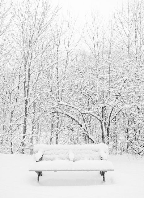 hiver-fond-ecran-neige-banc-pinterest