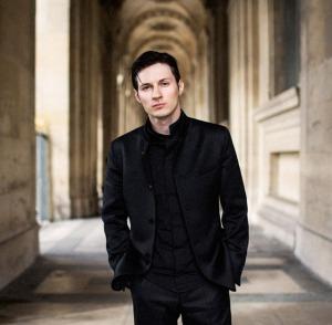 a Pavel Durov 2