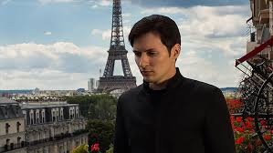a Pavel Durov à Paris