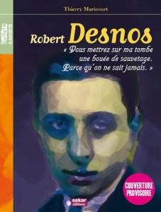 a Desnos couv provisoire de Corps et biens 1930