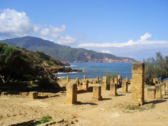ruines de Tipasa