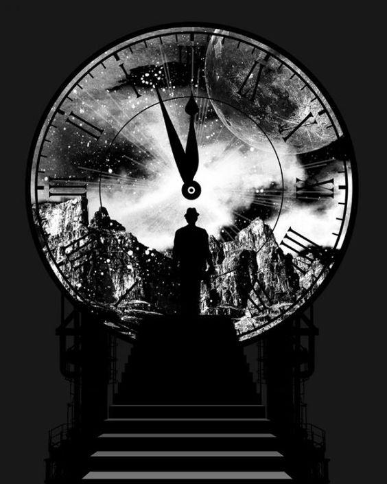temps-qui-passe-homme-horloge-paysages