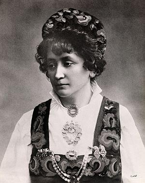 L'écrivaine des années 1920, Hulda Garborg est montée au créneau , estimant que les